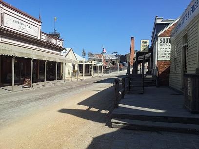 Main Street Sovereign Hill