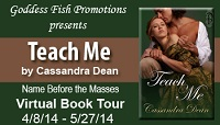 Virtual Book Tour: Teach Me by Cassandra Dean Decadent Publishing
